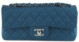 CHANEL Quilted Flap Handbag